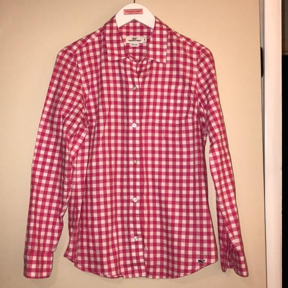 1a76e4ee1f015d Vineyard Vines PINK Gingham shirt. Vineyard Vines.  M_5aea7a503800c51e37e32f30. M_5aea7a639d20f0d605c16236.  M_5aea7a72f9e50139d4e68b78